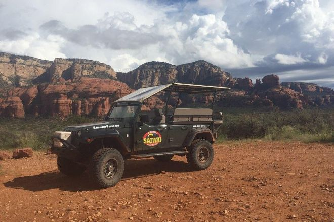 Arizona Safari Jeep Tours, Sedona, United States